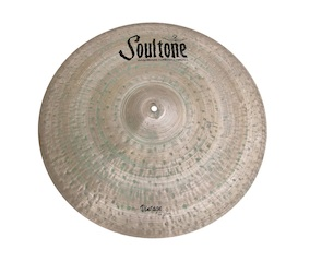 Soultone Vintage Old School Cymbals